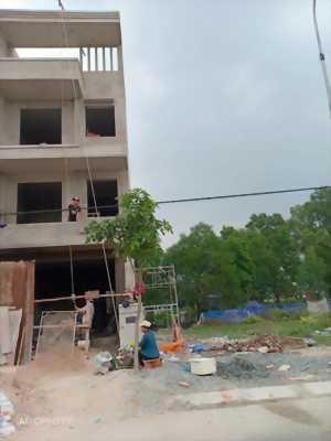 Cần bán lô đất 114m2, sổ hồng riêng, Võ Văn Vân, Bình Tân