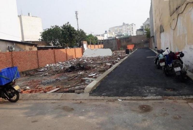 đất đường Nơ Trang Long, diện tích: 75m2, giá 3.375 tỷ thương lượng, Chính chủ