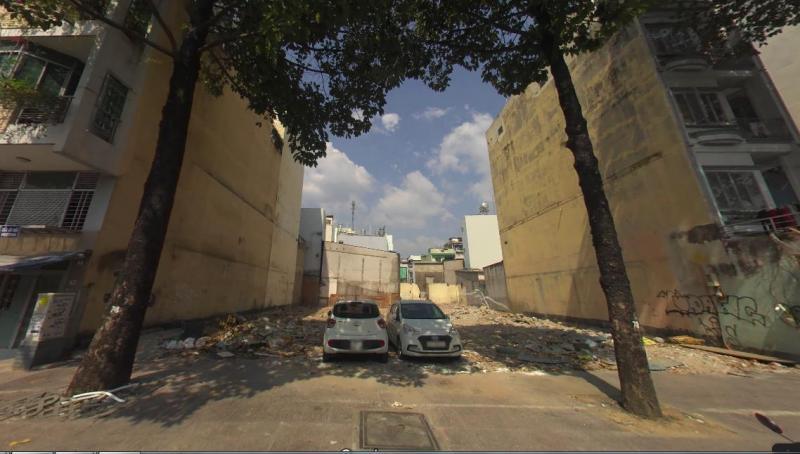 Bán lô đất mặt tiền đường Trường Sa, dt: 64m2, giá : 3.15 tỷ thương lượng, đã có sổ