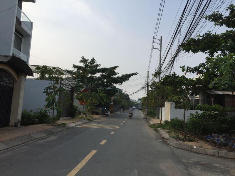 Bán Cặp Nền Góc 2 Mặt Tiền Tuyệt Đẹp – KDC Nông Thổ Sản