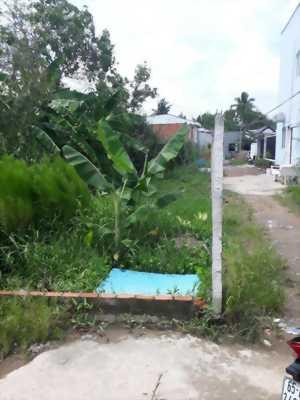 Bán đất hẻm 379 Trần Quang Diệu