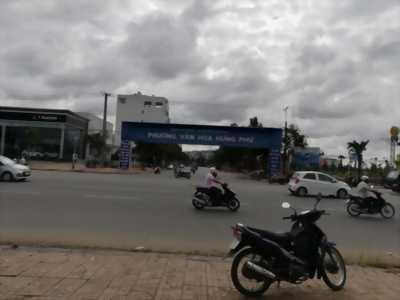 Bán đất đường A3 -KDC Hưng Phú 1 DT 92.5m2 LG 30m
