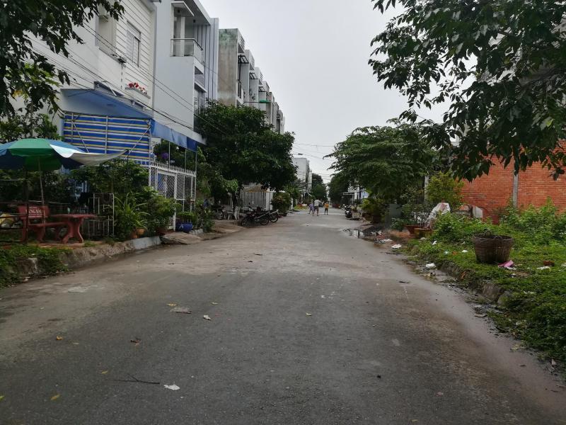 Bán đất đường số 10 - KDC Diệu Hiền - DT 63m2