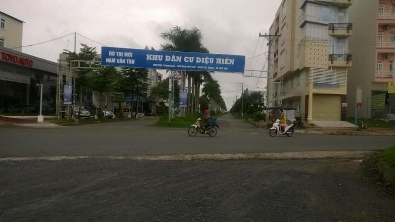 Bán đất nền đường Phan Trọng Tuệ (Trục chính) KDC Diệu Hiền
