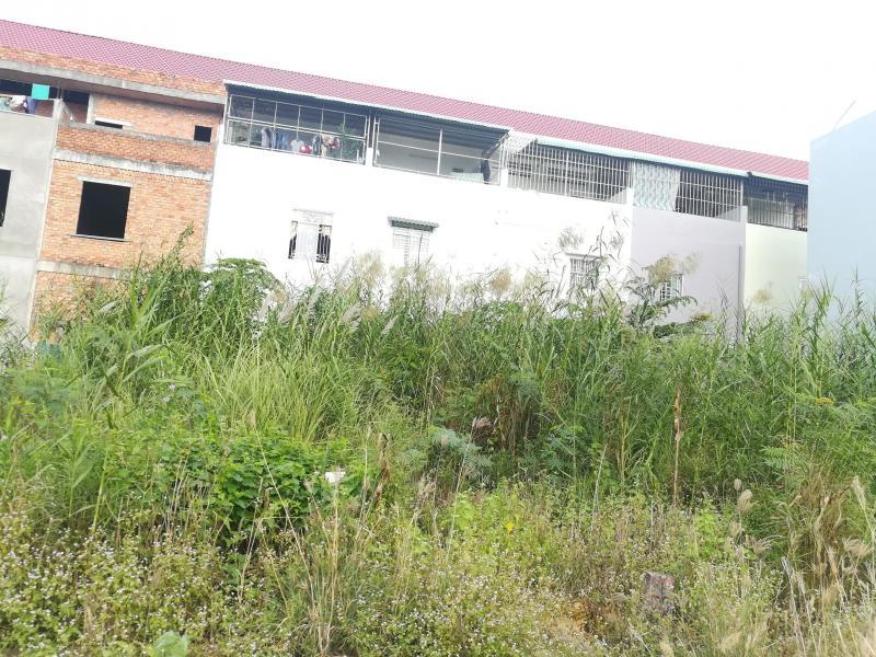 Bán nền có mương hở đường số 5 khu Trung Tâm Văn Hóa Tây Đô - Hướng TN - DT 88m2 - Giá 1 tỷ 750 triệu - LG 30m - LH 0986184837 Sương