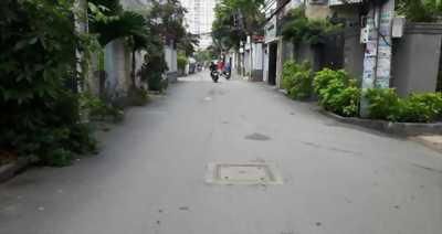 Vợ chồng ly dị cần bán gấp miếng đất đường Phạm Văn Chiêu, Q.Gò Vấp, 2 tỷ 220