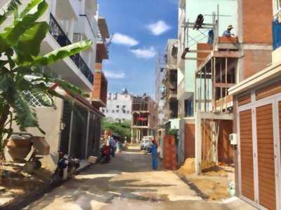 Cần Bán Gấp Lô Đất 48m2 Nở Hậu đường Nguyễn Thái Sơn, P.5 Quận Gò Vấp