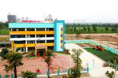 Bán gấp góc vườn hoa  3 mặt thoáng khu đô thị Thanh Hà
