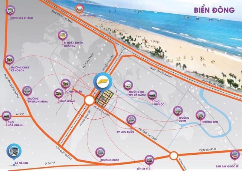 Melody City Đà Nẵng Siêu dự án ven biển hot nhất thị trường bất động sản Đà Nẵng.