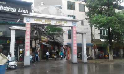 Bán Đất Tái Định Cư x3 Phú Đô 50m2 mặt tiền 5,2m