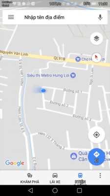 Bán đất KDC METRO - DT 89m2 - Hướng Đông Nam