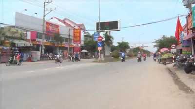 Bán nền thổ cư hẽm nhánh lộ ngân hàng hẻm liên tổ 2.3 Nguyễn Văn Cừ