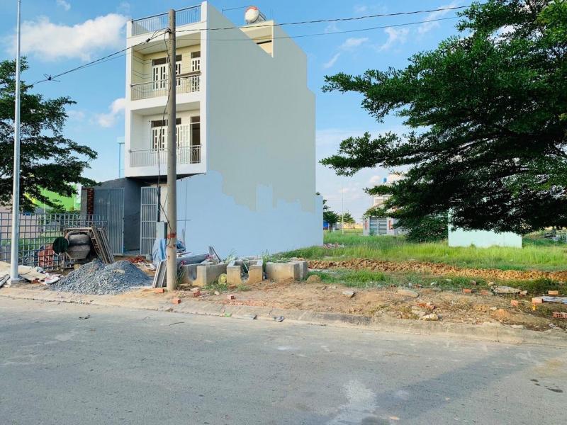 Thông báo - ngân hàng Quốc tế VIB phát mãi 19 nền đất và 5 lô góc khu vực quận Bình Tân