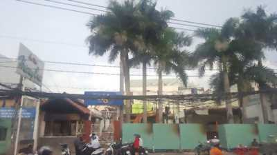 Bán đất ở, thổ cư đường Phan Huy Ích quận Tân Bình