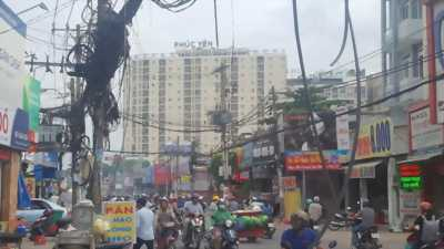 Bán đất mặt tiền Phan Huy Ích Quận Tân Bình
