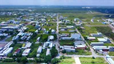 Đất nền khu đô thị mới Đức Hòa 125m2 giá chỉ 680 triệu.