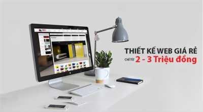 Cung cấp dịch vụ website giá rẻ, chất lượng tại Tân Bình