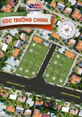 Bán đất dự án ngay trung tâm quận Tân Bình, shr, sinh lời cao