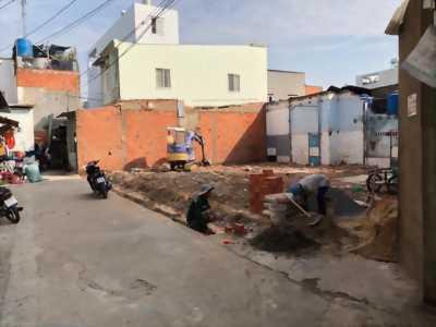 Lô đất đường Nguyễn Hữu Tiến, sổ hồng, DT: 64m2, giá 2.45 tỷ