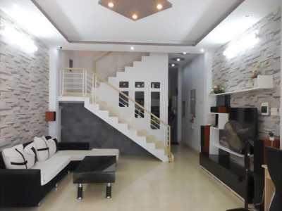 Nhà mới thiết kế hiện đại hẻm 234 Hoàng Quốc Việt