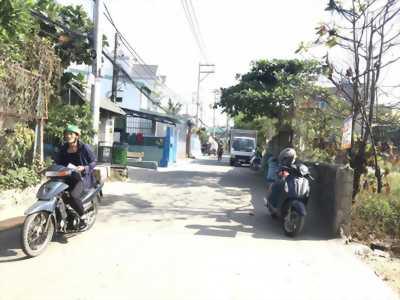 bán đất đường số 8 phường linh xuân quận thủ đức