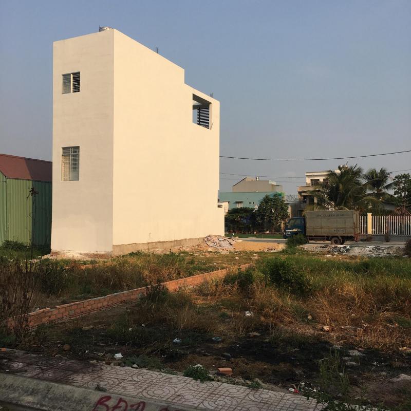 Bán lô đất 80m2 đường Ngô Chí Quốc gần Ngã Tư Bình Phước, shr