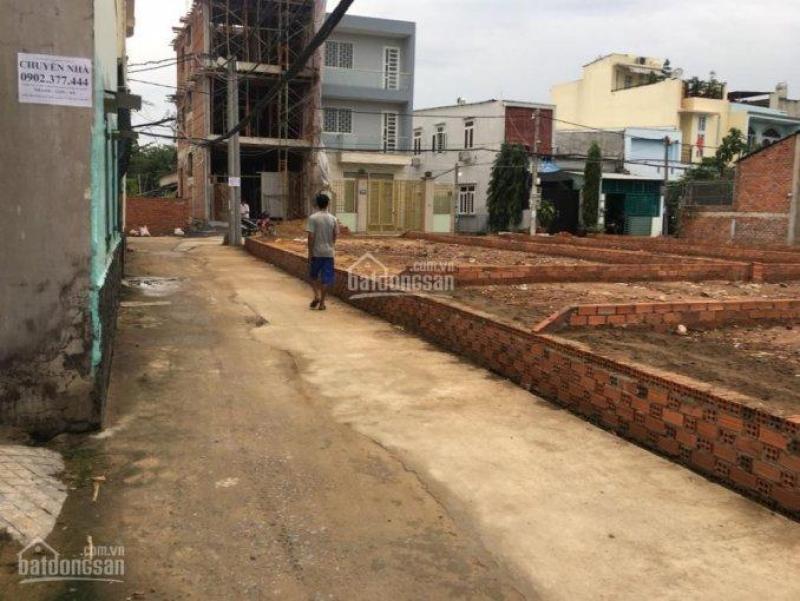 Bán rẻ lại lô đất Đường Số 48 đối diện Giga Mall Thủ Đức, DT 74m2 giá 41tr/m2, SHR, xây dựng tự do