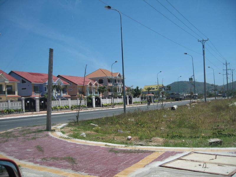 Đất nền mặt tiền đường Trần Phú TT Tp. Bà Rịa, SHR
