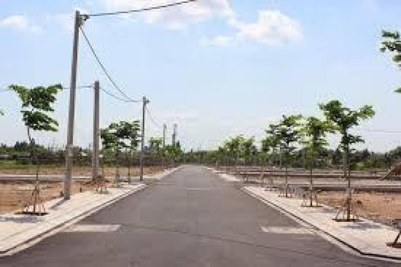 Bán đất liền kề trung tâm thành phố Bà Rịa, 150m2, 450Tr
