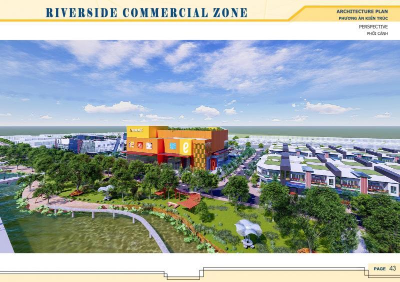 Chính thức nhận giữ chỗ đất nền thương mại dự án Bạc Liêu Riverside, giá 18 triệu/m2,SHR