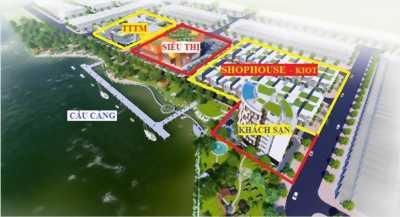 Đất nền Thương mại ven sông TP Bạc Liêu, giá 17 tr/m2, đã có SHR