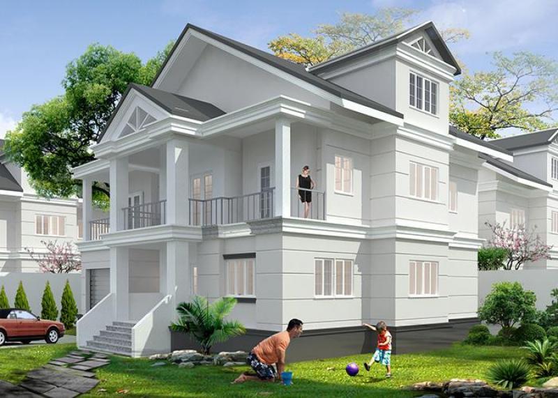 Chỉ 5 triệu/m2 sở hữu ngay đất nền khu đô thị cao cấp Hưng Phú Bến Tre