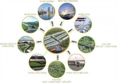 Bán đất nền Dự án Biên Hòa Marina