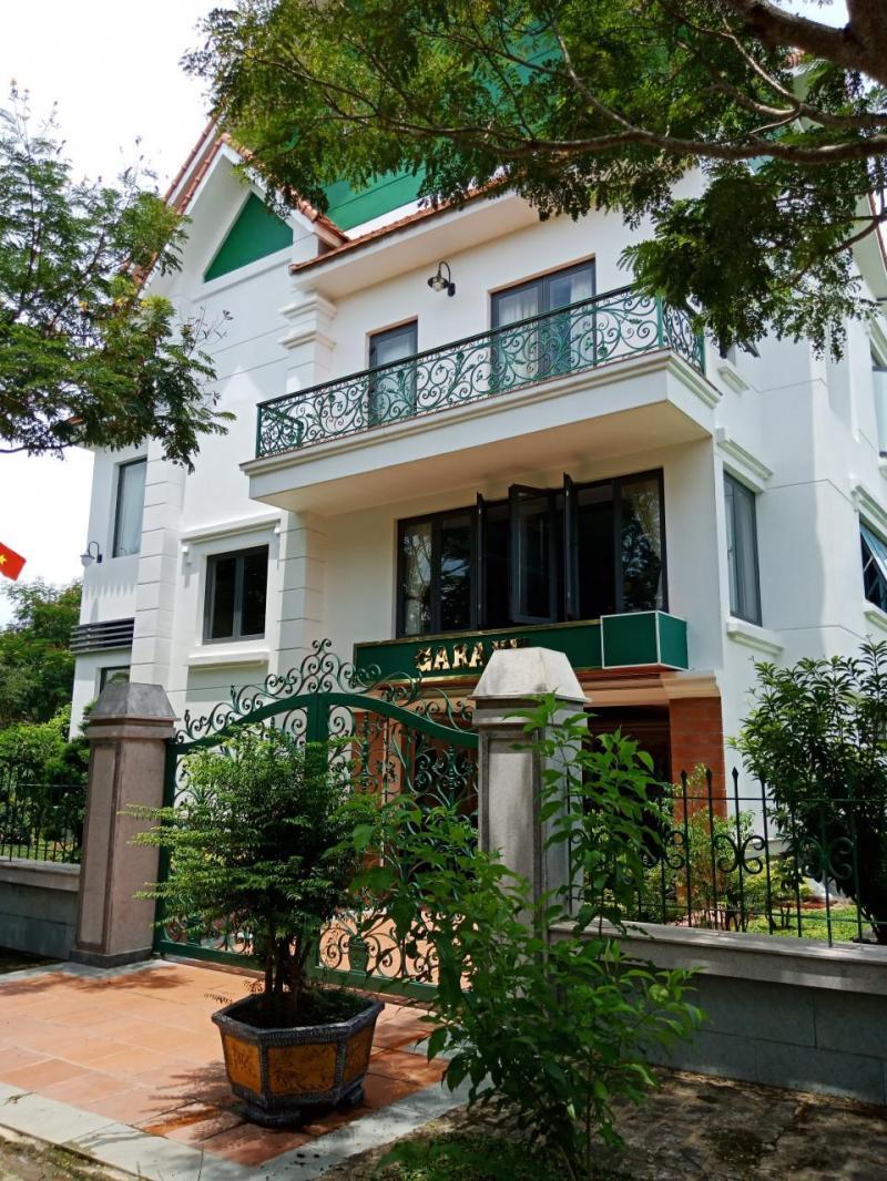 Bán biệt thự ven sông Pearl Riverside Giang Điền, Đồng Nai.