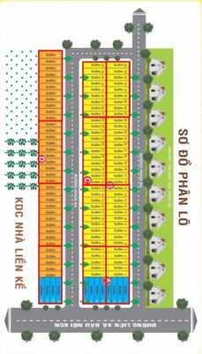 Bán Đất Xây Phòng Trọ Cổng Sau KHU CÔNG NGHIỆP GIANG ĐIỀN Gần Đường 60M