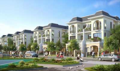 Đất nền Nhà phố Cam Ranh - KN Paradise, 2 tỷ5/nền.