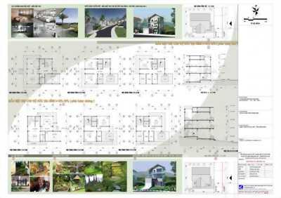 Bán 50 lô đất đẹp dự án biệt thự đồi thủy sản Quảng Ninh