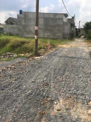 Cần bán đất khu dân cư hiện hữu đường Thới Hòa,Bình Chánh