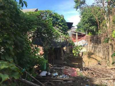 Bán lô đất 2 mặt tiền kiệt phường An Hòa