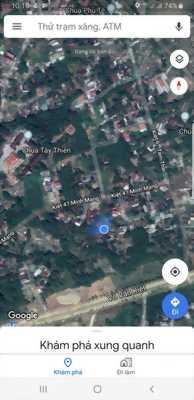 BÁN ĐẤT KIỆT 47 MINH MẠNG - THÔNG RA KIỆT 6 ĐƯỜNG TAM THAI liên hệ 0935179371