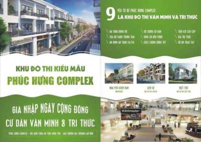 Mở bán đợt 2 dự án đường Hải Thượng Lãn Ông