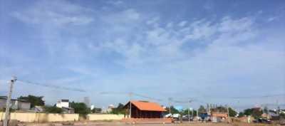 Đất thổ cư 100m2 = 5x20m, gần bệnh viện Hạnh Phúc