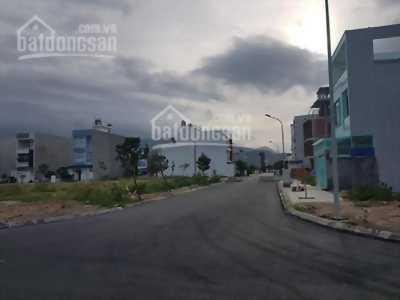 Bán lô đất 100m2 đường T-12, có sổ đỏ chính chủ đại KĐT An Bình Tân