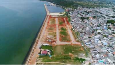 Bán đất nền dự án view biển giá rẻ