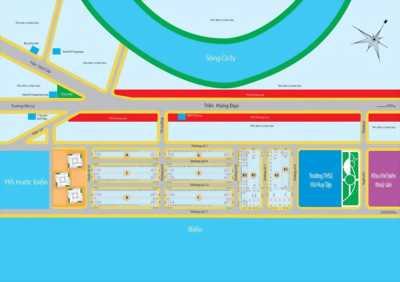 Bán dự án Vietpearl City Phan Thiết giá tốt 14tr/m2
