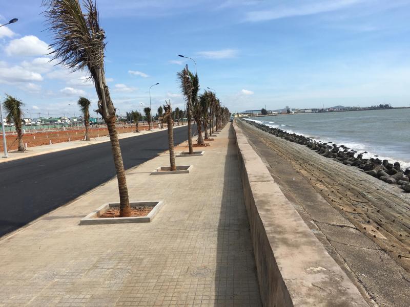 Bán đất trung tâm TP. Phan Thiết, MT biển. Giá từ 16tr/m2