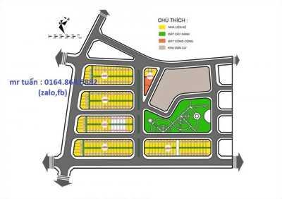 Cần bán đất nền sổ đỏ dự án 379 phường quang trung - thái bình