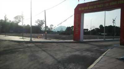 Đất mặt tiền rộng 7.8 m sâu 20m, Thái Nguyên