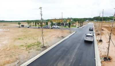 Mở bán dự án đất nền khu đô thị thương mại mới BD