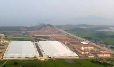 Chuyển nhượng/ bán đất KCN Bạch Hạc 10.000m2 đến 30.000m2